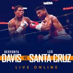 Watch Gervonta Davis vs Leo Santa Cruz Live Online