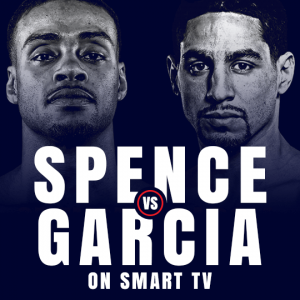 Watch Errol Spence vs Danny Garcia on Smart tv