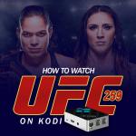 Watch UFC 259 on Kodi