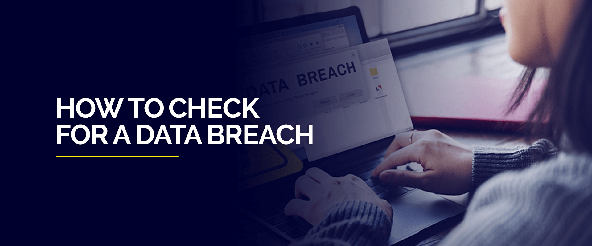 How to Check for a Data Breach