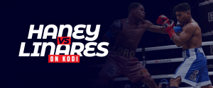 Watch Devin Haney vs Jorge Linares on Kodi
