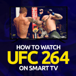 How to Watch UFC 264 on Smart TV