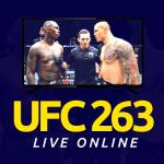 Watch UFC 263 Live Online