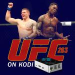 Watch UFC 263 on Kodi