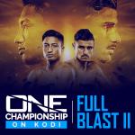 Watch One Championship on Kodi - Full Blast II