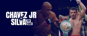 Watch Julio Cesar Chavez Jr vs Anderson Silva on Kodi