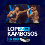 Watch Teofimo Lopez vs George Kambosos on Kodi