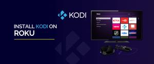 Install Kodi on Roku