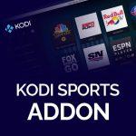 Kodi Sports Addon
