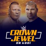 WWE Crown Jewel on Kodi