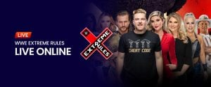 WWE Extreme Rules live online