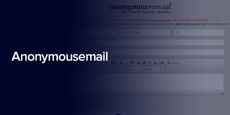 Anonymousemail