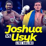 Anthony Joshua vs Oleksandr Usyk live online