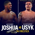 Anthony Joshua vs Oleksandr Usyk on Firestick