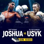 Anthony Joshua vs Oleksandr Usyk on Kodi