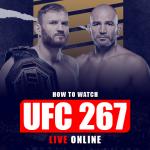 Watch UFC 267 Live Online