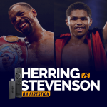 Watch Jamel Herring vs Shakur Stevenson on Firestick
